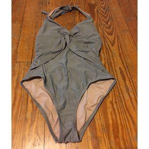J.Crew one piece bathing suit